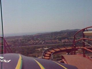 Испания,Порт-Авентура! Один из самых крупнейших парков развлечений в европе!