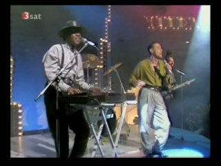 Bad Boys Blue - Hungry For Love (ZDF Hitparade, 22.03.1989)