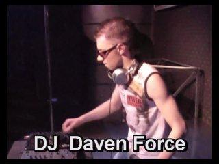 Битва Dj's: Версия 201.0. 2 Полуфинал - 14 Dj Daven Force
