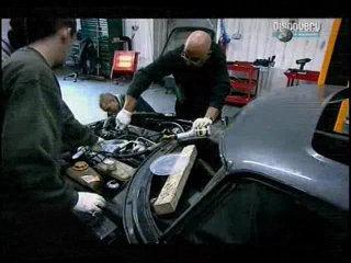 Автомастерские/Chop Shop: London Garage (Сезон 2)01-Гангстерский автомобиль для Мартина Кемпа 01