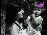 Claudia Mori e Adriano Celentano (la famiglia video)