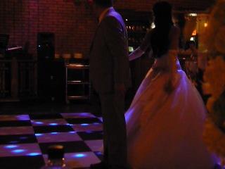 Свадебный танец Кента и Маси:)