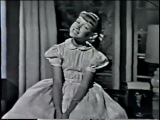 Janet Lennon (The Lawrence Welk Show) - Huckleberry Pie (1958)