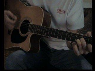 Под гитару - Баста - Мама cover