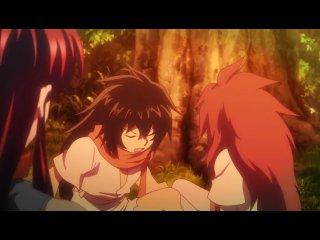 Клип по аниме Kurokami The Animation/Тёмная богиня