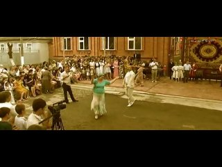 свадьба Джамбулата и Айшат.
