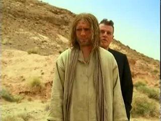 Искушение в пустыне (Иисус и Сатана)