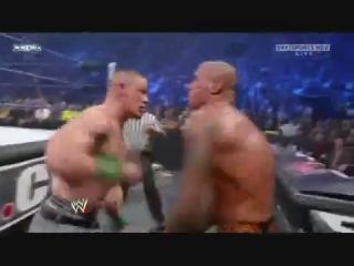 John Cena vs Randy Orton Breaking Point I Quit Match 2009