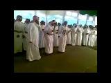 Arabic break dance