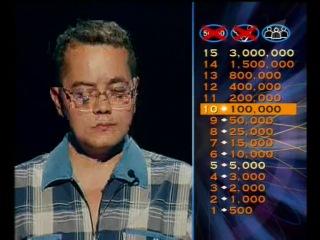 Кто хочет стать миллионером Ru 17 09 2005