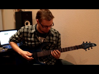 Greg Howe-Jump Start (Cover by Ilya Kuzubov)