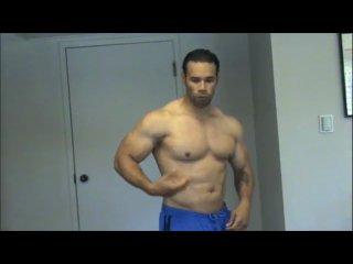 LevroneReport.com • Transformation Week 3, Busting Out Poses