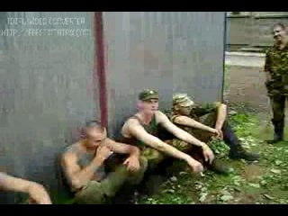 Дедовщина в армии xDприкол