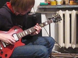 Gibson LP Studio
