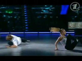 Мария Кожевникова и Алексей Ягудин. Лёд и Пламень