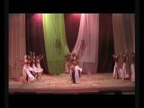 Народный ансамбль Индийского танца АНГИКА - Индийский эстрадный танец