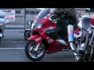 Тюнинг скутеров по Японски!