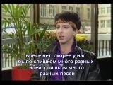 Интервью Марка Алмонда 1984 год