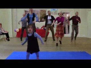 Танец это заразная болезнь