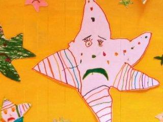 «Про мальчика и морские звезды». Сюжет по древней индийской притче.