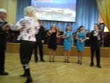 Русско-казахская песня