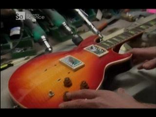Как делают гитары Gibson ч.2