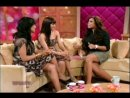 Tia and Tamera Mowry on The Wendy Williams Show 5-20-2010