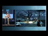 Джеймс и Оливер Фелпс играют в видеоигру