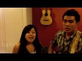 Alexa Yoshimoto & Joseph Vincent -Lucky Cover [Jason Mraz ft. Colbie Caillat]