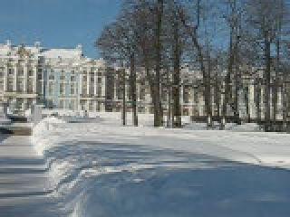Пушкин зимой и еще кое что