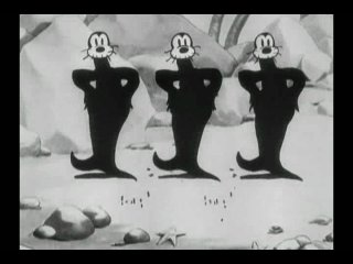 Mickey Mouse / The Castaway / 1931