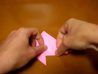 Сердце из оригами uchvideo.ru