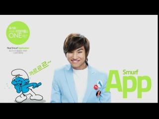 [03/10/2010] BIGBANG - LG Cyon Optimus ONE. 2