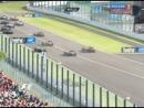 Формула 1.2010. 16 этап.Цузука.Аварии на старте.