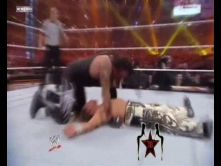 The Undertaker vs. Shawn Michaels WrestleMania 26 Rematch