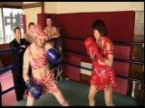 Jackass - Ass Kicked by Girl