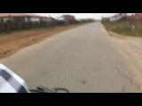 Квадроцикл Yamaha Grizly За рулем Алан)