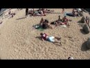 Тройное сальто или какого хрена я жру песок!! XDDDDD