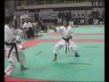 Nijushiho bunkai: Yuri e Yumi Shirai