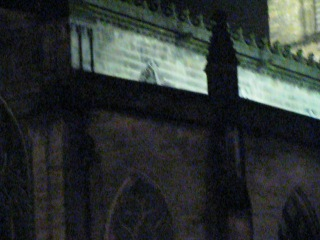 Шотландия .Эдинбург. 30 декабря факельное шествие