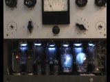 1000W Усилитель Philips EL6471 на полную мощность