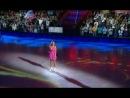 Мария Кожевникова и Алексей Ягудин в шоу Лёд и пламень. Танец на льду. Музыка 80х