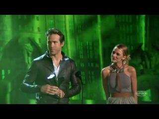 SpikeTV 2010 Scream Awards Green Lantern Most Anticipated Movie