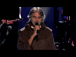Andrea Bocelli feat. Mary J. Blige - What Child Is This (Live) (HD)