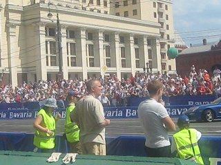 Bavaria moscov racing