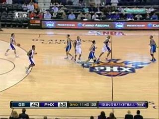 NBA 2010-2011 / Golden State Warriors @ Phoenix Suns
