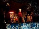 детский ансамбль Колёсико на площади Островского декабрь 2010