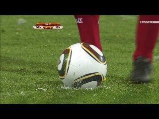 Дания - Япония 1-2 (Йон Даль Томассон, 81) HD