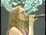 Элина Глазунова - Конкурс Миссис Россия 2008