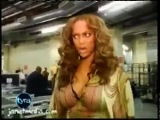 Janet Jackson on the Tyra Show in Vegas- Part 1